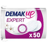 Discos oval duo DEMAK'UP Expert, paquete 50 unid.