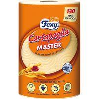 Papel de cocina Cartapaglia Master FOXY, paquete 1 rollo