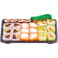 Sushi box 7 SUSHITAKE, bandeja 376 g