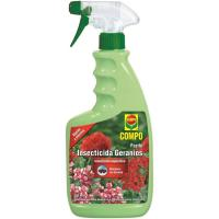 Insectidia geranios COMPO, pistola 750 ml