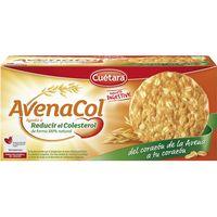 Galleta Avenacol digestive CUÉTARA, caja 300 g