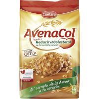 Galleta Avenacol rústica CUÉTARA, bolsa 300 g