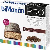 Barrita de chocolate BIMANAN PRO, caja 6 unid.