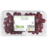 Uva morada sin semilla, cubeta 500 g