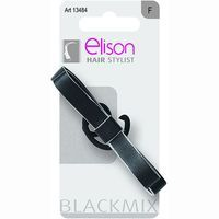 Elástico fantasy black mix ELISON, pack 1 unid.