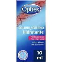 Colirio para ojos secos OPTREX, dosificador 10 ml