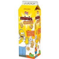 Galleta Minis The Simpsons ARLUY, caja 275 g