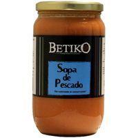 Sopa de pescado BETIKO, tarro 850 ml