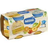 Potito de frutas del campo NESTLÉ Naturnes, pack 2x200 g