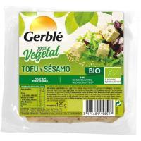 Tofu con sésamo GERBLÉ BIO, bandeja 125 g