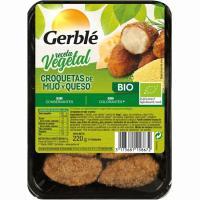 Croquetas de mijo con queso GERBLÉ BIO, bandeja 220 g