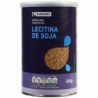Lecitina de soja EROSKI, lata 200 g