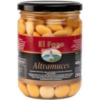 Altramuces Gourmet EL FARO, frasco 250 g