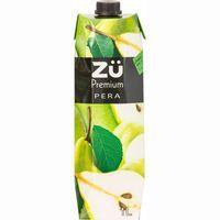 Néctar de pera ZÜ , brik 1 litro