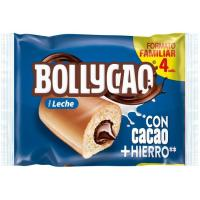 Bollo con leche BOLLYCAO, 4 uds., paquete 240 g