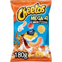 Aperitivo CHEETOS Mega4, bolsa 180 g