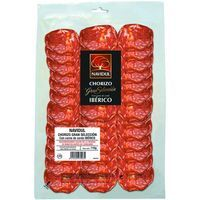 Chorizo ibérico NAVIDUL Gran Selección, sobre 100 g