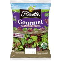 Ensalada Gourmet Brotes FLORETTE, bolsa 100 g