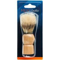 Brocha para afeitar MEN by belle, pack 1 unid.