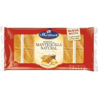 Sobao MARTINEZ, 30 unid., paquete 600 g