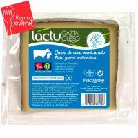 Queso semicurado de vaca LACTURALE, cuña 250 g