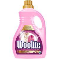 Detergente máquina prendas finas WOOLITE, botella 30 dosis