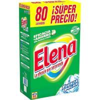 Detergente polvo ELENA, maleta 80+10 dosis