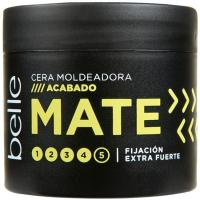Cera mate belle, tarro 100 ml