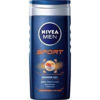 Gel de ducha NIVEA Men Sport, bote 250 ml