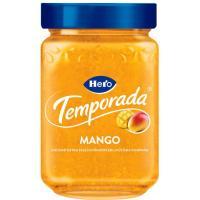 Mermelada de mango de temporada HERO, frasco 350 g
