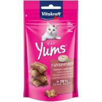 Cat Yums paté de hígado VITAKRAFT, paquete 40 g