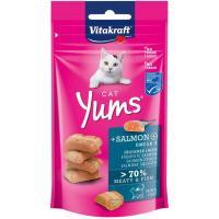 Cat Yums de salmón-trucha VITAKRAFT, paquete 40 g