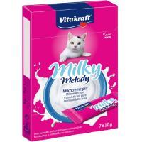 Crema de leche para gato VITAKRAFT, caja 70 g