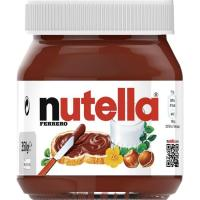 Crema de cacao NUTELLA, bote 350 g
