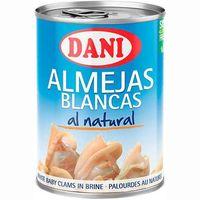 Almajas al natural DANI, 200 g