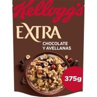 Cereales de chocolate KELLOGG`S Extra, bolsa 375 g
