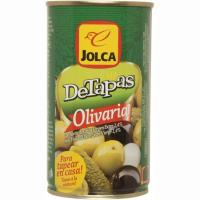 Cocktail Detapas olivaria JOLCA, lata 185 g
