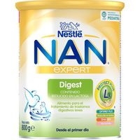 Leche Digest NESTLÉ Nan, lata 800 g