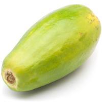 Papaya ahorro, pieza al peso aprox. 1 kg