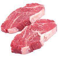 Entrecot de vaca, al corte, compra mínima 500 g