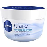 Crema Care todo uso NIVEA, tarro 200 ml