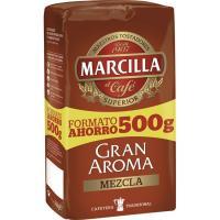 Café molido mezcla MARCILLA, paquete 500 g