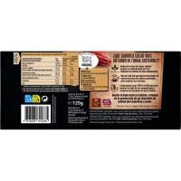 Chocolate negro 52 % NESTLÉ, tableta 125 g