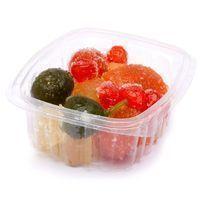 Frutas surtidas escarchadas MORENO, tarrina 200 g