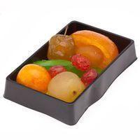 Frutas surtidas confitadas MORENO, bandeja 200 g