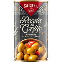 Aceitunas del cortijo SARASA, lata 185 g