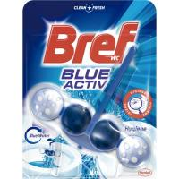 Limpiador wc poder activo azul BREF, pack 1 unid.