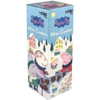 Mini Cookies Peppa Pig MAXIES, brik 275 g