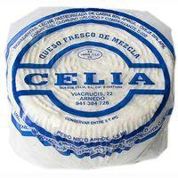 Queso fresco de cabra-oveja CELIA, al corte, compra mínima