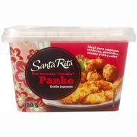 Pan rallado estilo japonés Panko SANTA RITA, tarrina 100 g